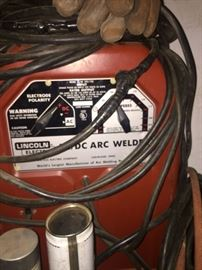 Lincoln Electric AC/DC Welder
