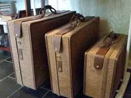 Various Hartmann luggage pieces