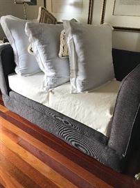 Loveseat, accompanying sofa couch available