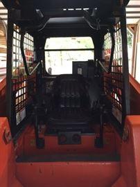 Daewoo Skid Steer 1760XL
