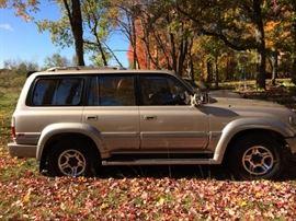 1997 Lexus LX450 187,998 miles