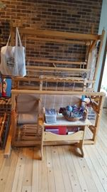 Large LeClerc Loom With Tons of Accessories