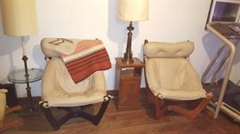 Mid Century Style Chairs