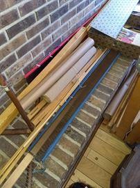 Extra loom parts