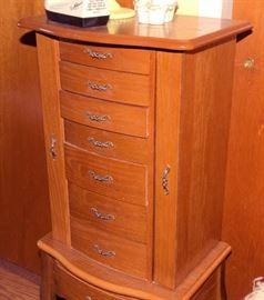 Lori Greiner Jewelry Cabinet