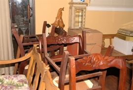 Duncan Phyfe Chairs