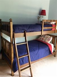 Another bunk bed set