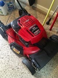 Troy-Bilt lawnmower
