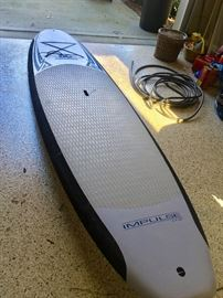Aquaglide Impulse 11 ft paddle board (includes a paddle)