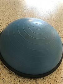 BOSU stability ball