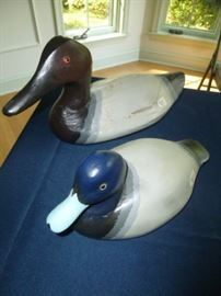 Decoy Signed