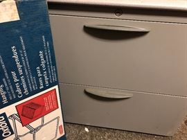 File cabinets, files, office supplies, ect...