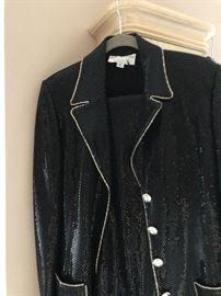 St. John's Suit black