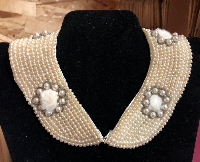 Pearls and Fur!