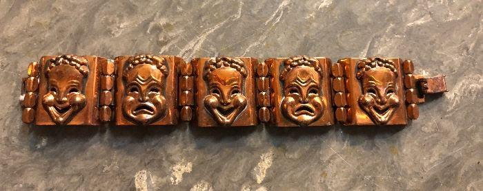 Designer Vintage Copper