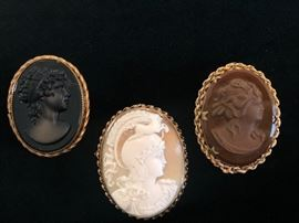 Incredible Antique Brooches