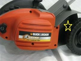 Black  Decker Edge Hog