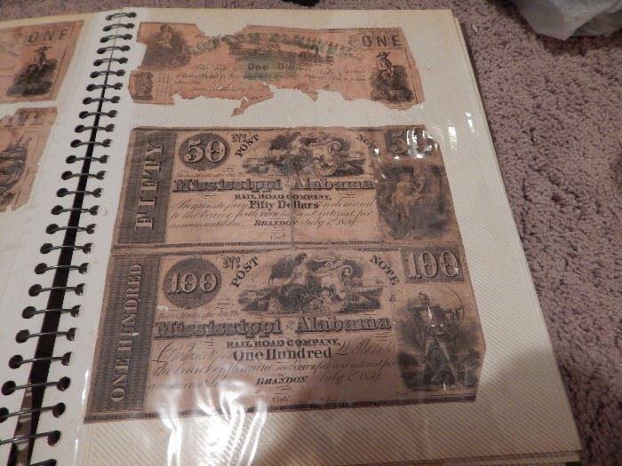 Mississippi Alabama Post Notes