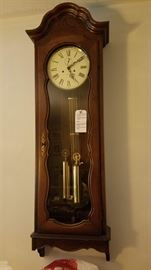 """Large Traditional Howard Miller Wall Clock (55"""")"""