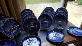 Royal Copenhagen Collector Plates