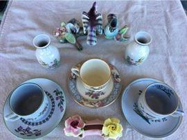 ICT006 Bird Lovers Tea for Three