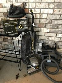 kirby G2000 with attachments and shampooing system