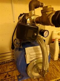 Pacific Hydrostar Shallow Well pump $85
