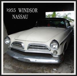 1955 Windsor Nassau