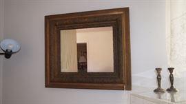 Nice Old Mirror