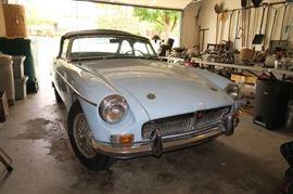 1967 MG