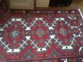 3 x 5 area rug 50% off to close estate.