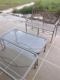 And more patio furniture
