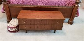 Lane mid century modern cedar chest