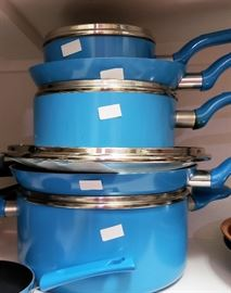 T-fal in turquoise