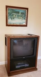 floor television