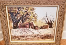 New Mexico painting