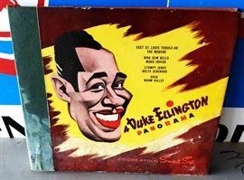 Vintage Record Set- Duke Ellington