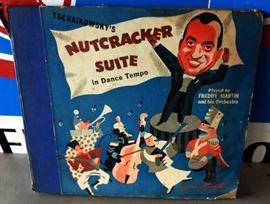 """Vintage Record Set- """"Nutcracker's Suite"""""""