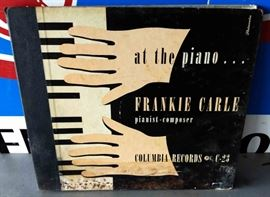Vintage Record Set- Frankie Carle