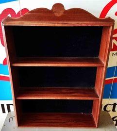 3-Shelf Curio