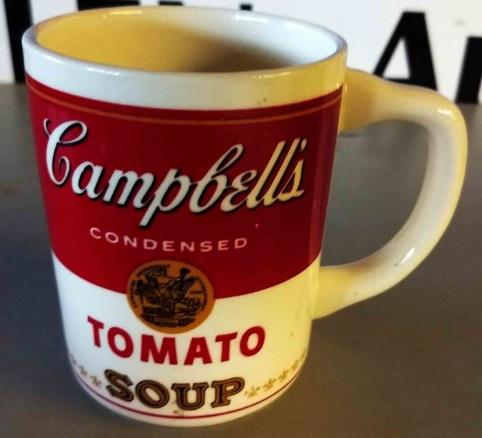 Vintage Campbell's Soup Cup