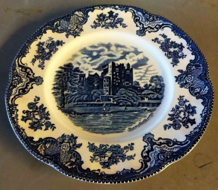 Antique Johnson Bros. Plate