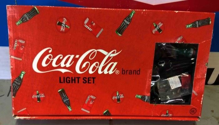 Coca-Cola Light Set