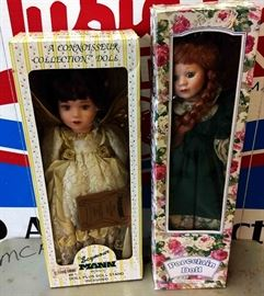 Vintage Collector Dolls