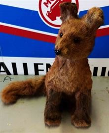 Vintage Fox Doll