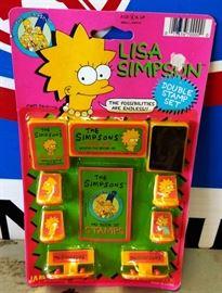 Vintage Lisa Simpson, NOS