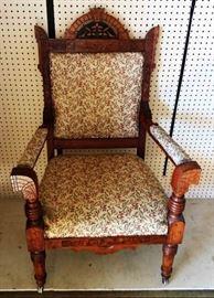 Antique East Lake Chair