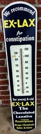 Vintage Ex-Lax Thermometer