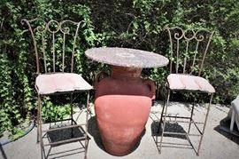 Porch Table with Chairs
