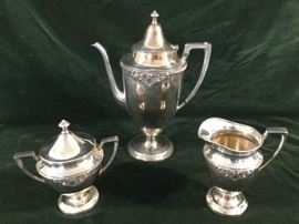 Silverplate Coffee Service   http://www.ctonlineauctions.com/detail.asp?id=763109